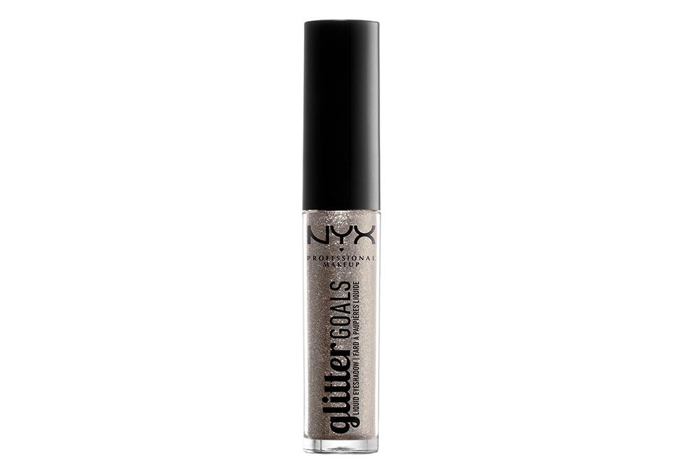 Liquid Eyeshadow Glitter Goals