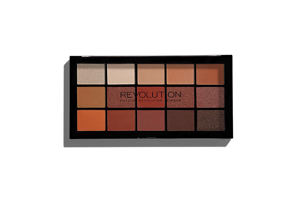 Makeup Revolution тени для век