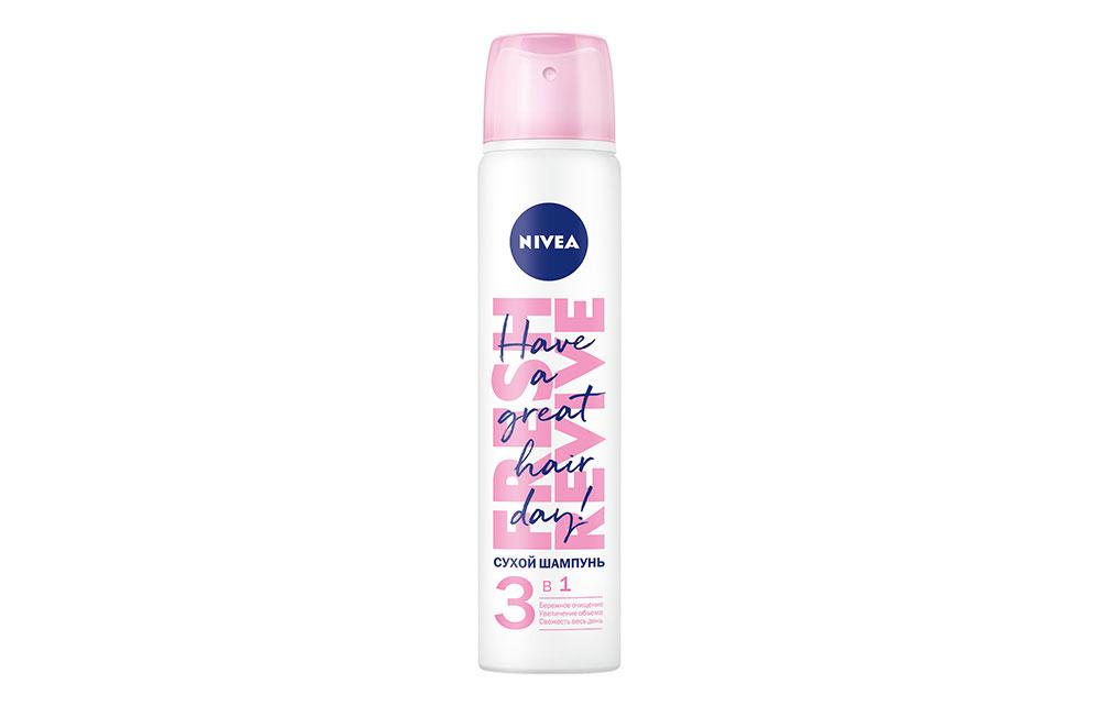 NIVEA шампунь для сухих волос